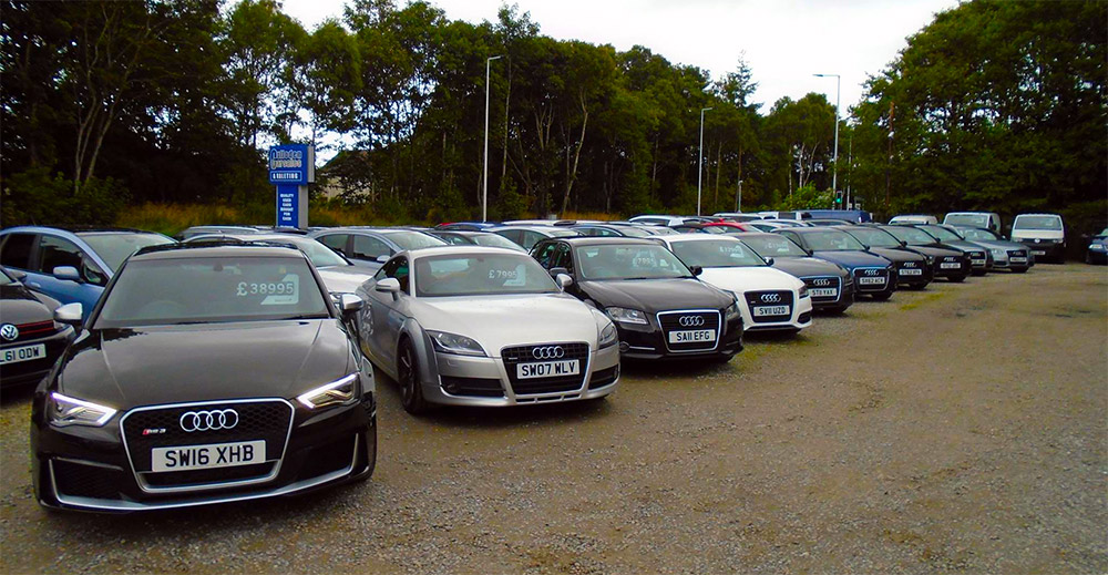 About Culloden Car Sales